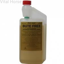 Bute Free Gold Label Vital Horse
