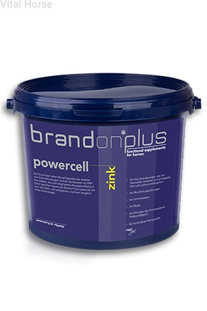 Brandon Plus Powercell Zink Vital Horse