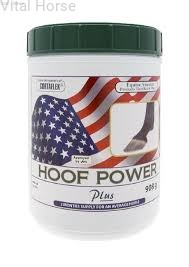 HOOF POWER PLUS 908g (zapas na 2m-ce)