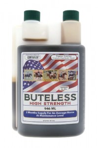 BUTELESS HIGH STRENGHT 1 L, (zapas na ok. 2 m-ce)