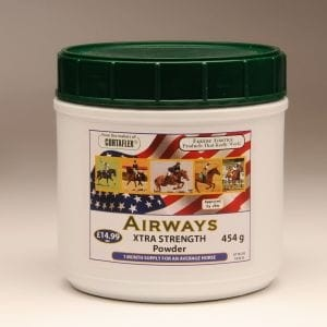 AIRWAYS XTRA STRENGHT POWDER
