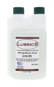 LUBRIC 8, 473 ml (zapas na 1 m-c)