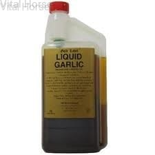 Liquid Garlic Gold Label VitalHorse